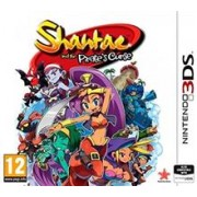 Shantae And The Pirates Curse Nintendo 3Ds