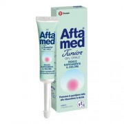 Dompe' Farmaceutici Spa Aftamed Gel Junior 15 Ml