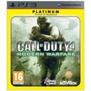 Joc Call Of Duty 4 Modern Warfare PLATINUM pentru PlayStation 3
