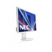 "NEC DISPLAY SOLUTIONS NEC MultiSync EA244WMi 24"" LED Plana Blanco pantalla para PC"