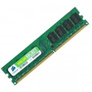 Corsair ValueSelect - Mémoire - DDR2 512 Mo PC4200 (VS512MB533D2)