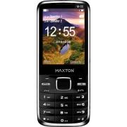 MAXCOM Telefon Komórkowy M55 Czarny