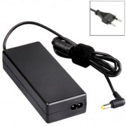 EU Plug 19V 4.74A 90W AC Adapter for Toshiba Notebook Output Tips: 5.5 x 2.5mm