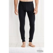 Mens Next Thermal Long Johns - White
