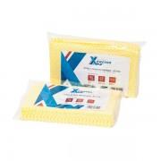 Lavete profesionale XtraClean XCR25, 25x42 cm, 25 bucati/set, galben