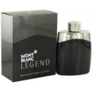 Mont Blanc Legend Perfume Bottle Black