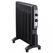 Радиатор Singer Mica Compact SRMH 20, 2 степени на температура, 2000W, черен