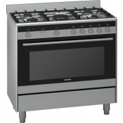 Siemens HQ737357Z - 90 cm iQ500 Freestanding Gas / Electric Cooker