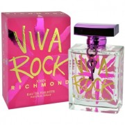 John Richmond Viva Rock eau de toilette para mujer 50 ml