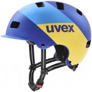 UVEX HLMT 5 Bike PRO Blue Energy Matt 55-58