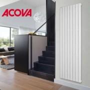 ACOVA Radiateur électrique ACOVA - FASSANE Premium Vertical 1500W (hauteur 200) - inertie fluide - THXP150-200GF