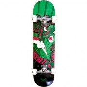 """Skate Completo OWL Sports Natural (Profissional) - 32""""x7,6"""" - Unissex"""