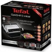 Gratar electric Tefal OptiGrill+ GC706D34 2000 W 6 programe automate functie dezghetare InoxNegru