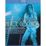 Good to See You Again, Alice Cooper: Live 1973 [Blu-Ray Disc]