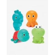 INFANTINO Brinquedos para o banho, da SENSORY azul claro bicolor/multicolor