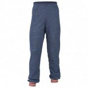 Engel - Kinder Hose Lang - Merino ondergoed maat 104 blauw