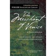 The Merchant of Venice, Paperback/Malcolm Dando