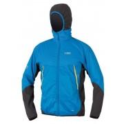 Kabát Direct Alpine Alpha kék / szürke