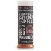 Street Food Spice KRYDDHUSET New York BBQ hamburger 250g