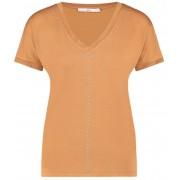 Aaiko Faith 322 t-shirt noisette