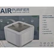 Aktív légtisztító berendezés / szűrőkkel, akkumulátoros, tölthető