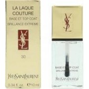 Yves Saint Laurent La Laque Couture Esmalte de Uñas 10g 30 Base Top Coat