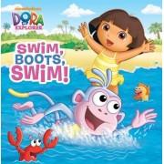 Swim, Boots, Swim!, Paperback