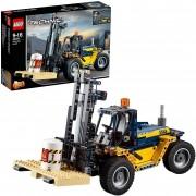 Lego technic carrello elevatore heavy duty