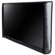 Dream Care Transparent PVC LED/LCD TV Display Protectors Cover For Samsung 32F6100 81 cm (32 inches) HD Ready LED 3D Smart TV (Black)