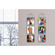 Gallery SI Limited t/a Colour House £8 instead of £39.99 (from Colour House) for a set of three retro-style hanging panels - save 80%