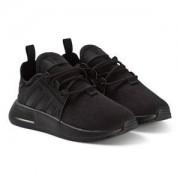 adidas Originals X PLR Barn Sneakers Svart Barnskor 27 (UK 9.5)