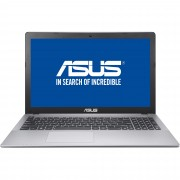 "Laptop ASUS X550VX-GO638 cu procesor Intel® Core™ i7-7700HQ pana la 3.80 GHz, Kaby Lake, 15.6"", 8GB, 1TB, DVD-RW, nVIDIA® GeForce® GTX 950M 2GB, Free DOS, Gray"