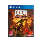 KOCH MEDIA Preventa Juego PS4 Doom Eternal (FPS - M18)