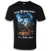 metál póló férfi Dee Snider - For The Love Of Metal - NAPALM RECORDS - TS_5053
