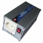 Invertor tensiune 24V-230V 300W Mean Well