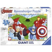 Puzzle Razbunatorii, 24 Piese Ravensburger