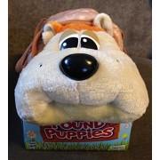 Pound Puppies Puppy & Carrier - Shiba Inu