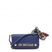 Love Moschino táska kék (JC4126PP16LV)