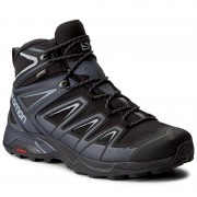 Туристически SALOMON - X Ultra 3 Mid Gtx GORE-TEX 398674 33 V0 Black/India Ink/Monument