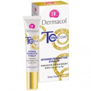Dermacol Time Coat Intense Perfector Eye&Lip Cream 15ml Грижа за очите за Жени Против застаряване на кожата