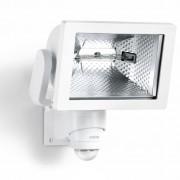 Steinel външен прожектор със сензор HS 500 DUO, бял