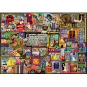 Puzzle Ravensburger - Dulap Jucari, 1.000 piese (19412)