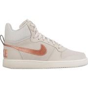 Nike Дамски Кецове Court Borough Mid Prem 844907 003