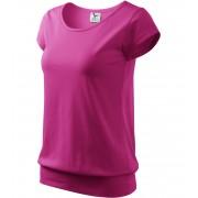 ADLER City Dámské triko 12040 purpurová L