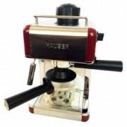 Aparat pentru cafea tip Espressor Hauser CE-929 presiune 3.5 bar 800 W rosu
