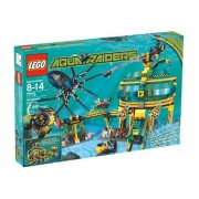 Lego Aqua Raiders 7775 Aquabase Invasion