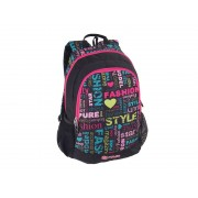 Pulse iskolatáska, hátizsák - multicolor
