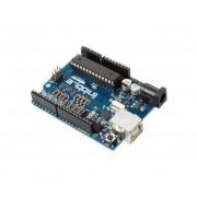 Nibble Con Atmega328 Kit- Arduino Uno Compatibile