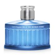Laura biagiotti blu di roma uomo eau de toilette spray 75 ml