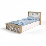 ABC-King Подростковая кровать ABC-King Mix Bunny №5 c подъёмным механизмом 160x90 см